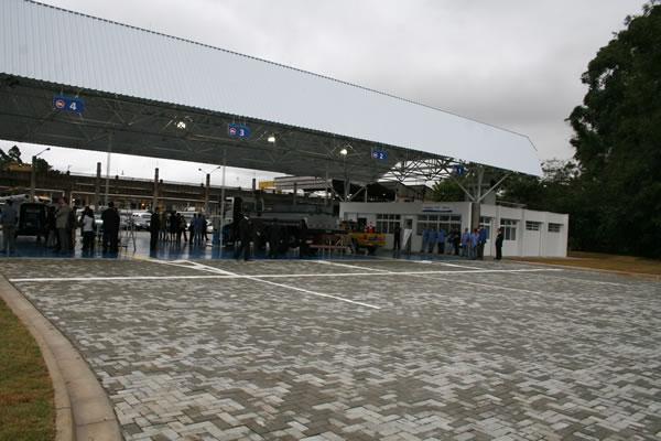 Inaugurado primeiro Centro de Inspeção Veicular na capital
