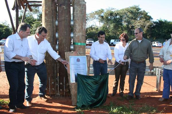 Resolução ambiental é assinada no Parque Estadual do Morro do Diabo