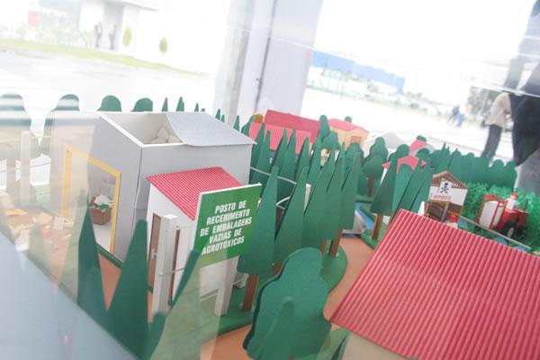Inaugurada em Taubaté indústria recicladora de embalagens de agrotóxicos