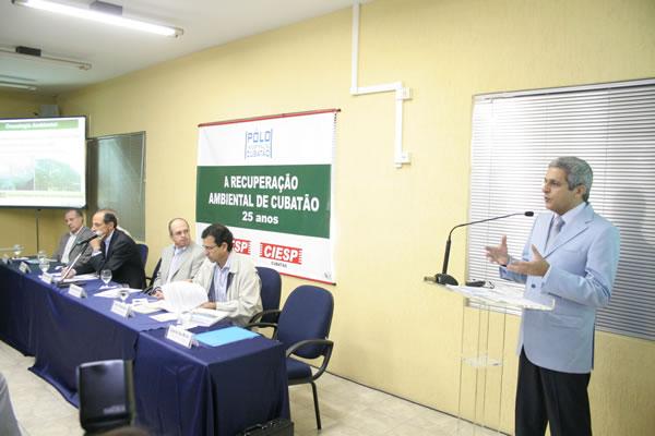 Programa de Controle de Poluição em Cubatão completa 25 anos