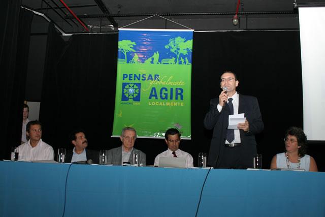 Curso de capacitação do Município Verde é realizado em Sorocaba