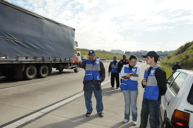 Megafiscalização comprova conscientização dos motoristas de veículos diesel