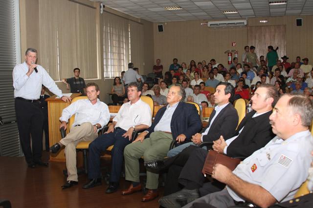 Ações para o Desenvolvimento Social Sustentável foram discutidas em Presidente Prudente