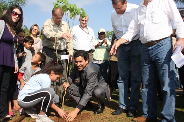 Revitalização e preservação no parque Monsenhor Emílio José Salim
