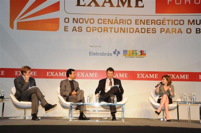 Fórum debate as oportunidades do novo cenário energético