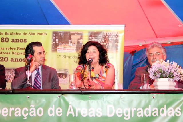 Simpósio sobre recuperação de áreas degradadas reúne especialistas em SP