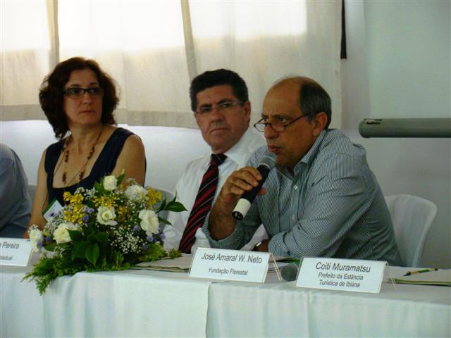 Avanços na gestão da APA de Itupararanga são destaques na abertura de seminário de pesquisa