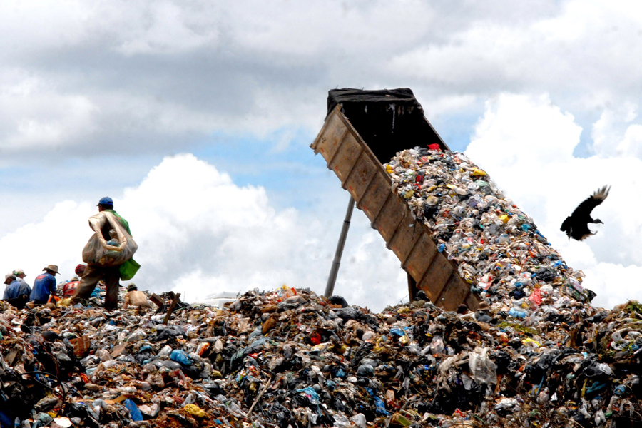 Contagem regressiva para o fim dos lixões