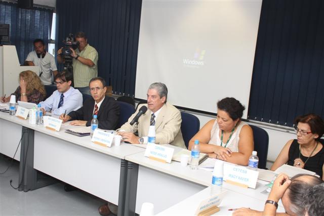Ocupação urbana e economia verde foram debatidos no CONSEMA