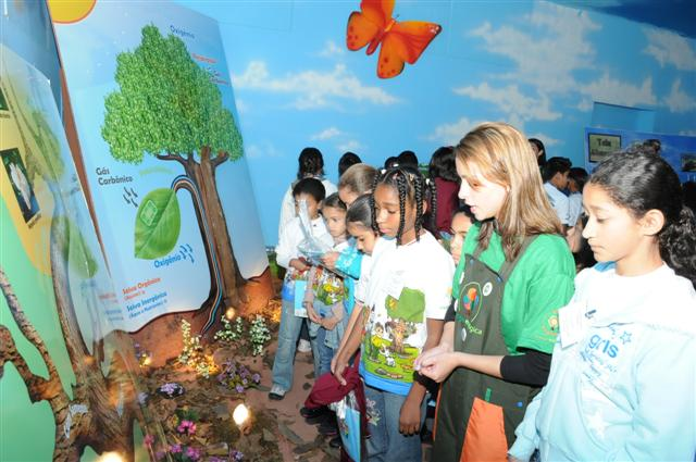 Espaços do Criança Ecológica retomam agendamento de visitas