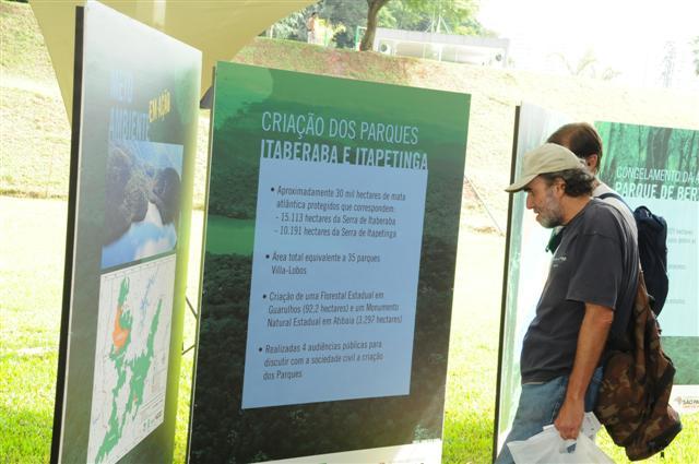 Cantareira ganha quatro novas áreas de proteção ambiental