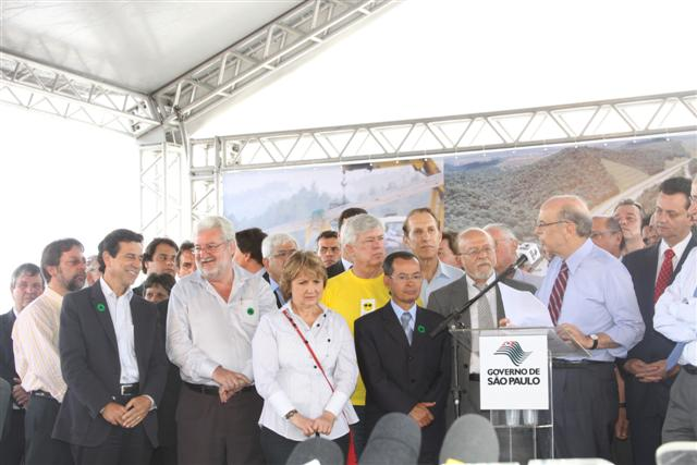 Licenciamento moderno do Rodoanel Trecho Sul garantiu baixo impacto ambiental