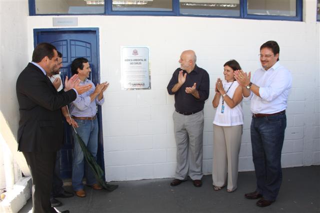 São Carlos conta com nova Agência Ambiental Unificada