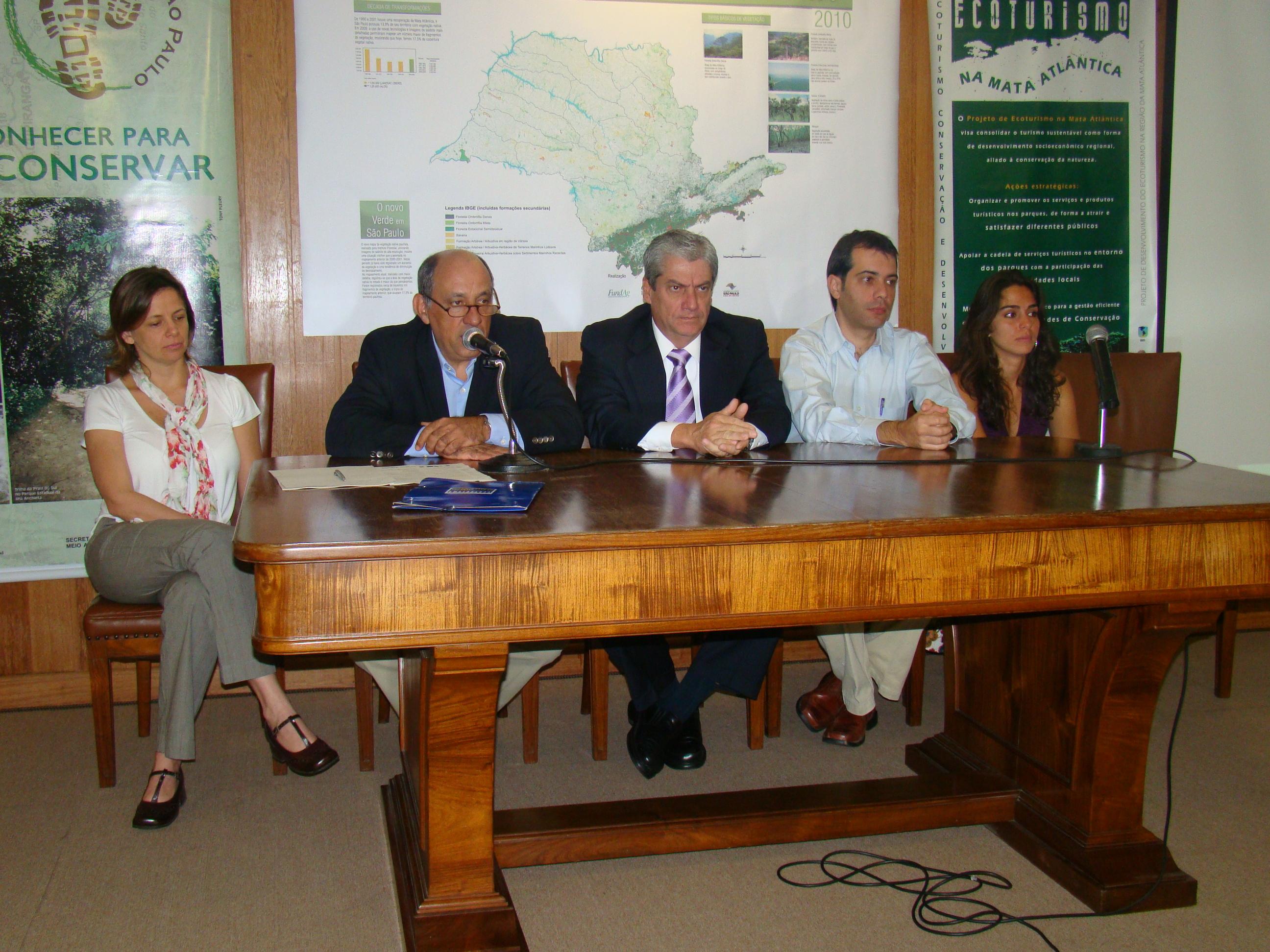 Concessão de serviços turísticos nas UCs é tema de seminário na Fundação Florestal