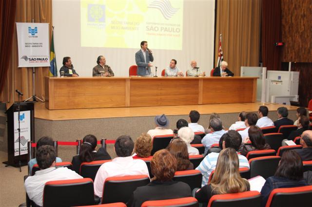 Participação da sociedade civil é principal tema do encontro de conselhos de meio ambiente