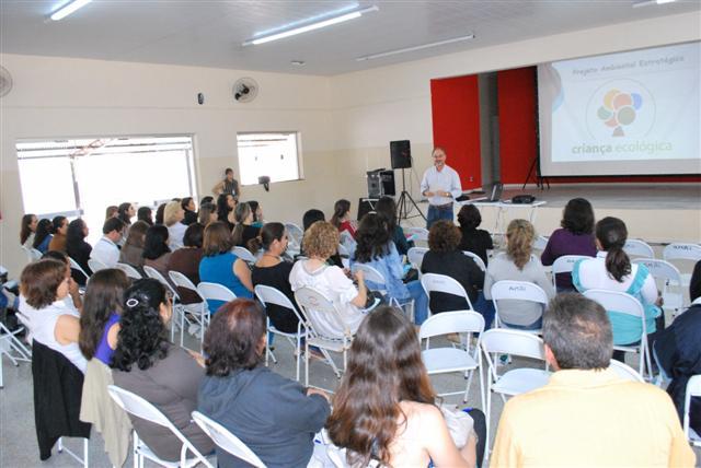 Tupi Paulista sediou Capacitação de Educadores na Agenda Ambiental da Região