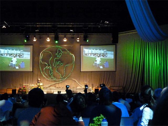 São Paulo é representado em evento internacional sobre jovens e sustentabilidade