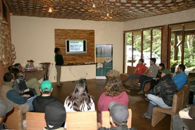 Programa RPPN Paulistas realizou primeiro curso sobre planejamento e manutenção de trilhas
