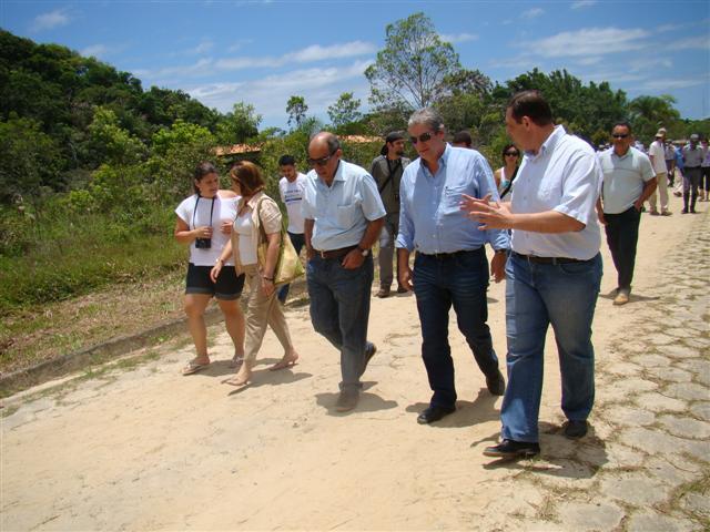 Centro de Convivência e mirante do Parque Estadual Ilha do Cardoso são inaugurados