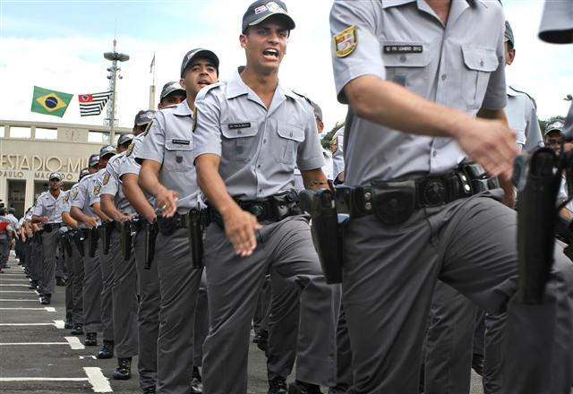 Polícia Ambiental ganha 63 novos policiais