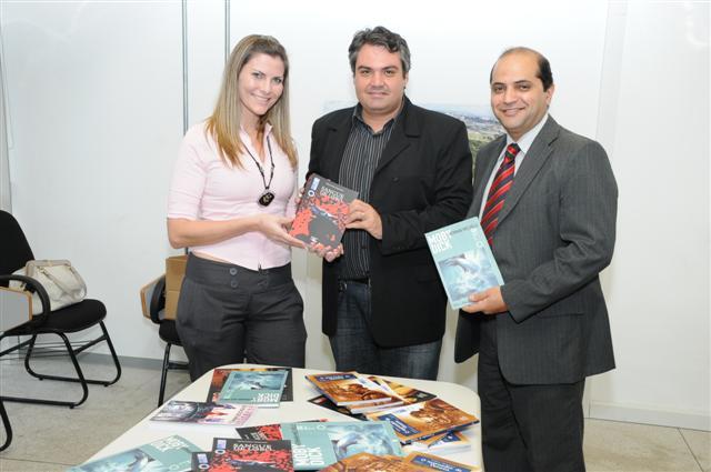 Parque Villa-Lobos recebe doação de livros da editora DCL