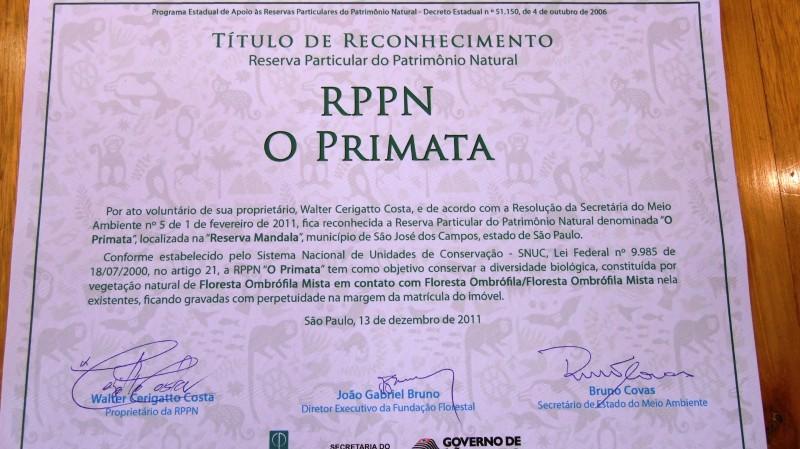 Fundação Florestal firma convênio com Frepesp e SMA cria novas RPPNs