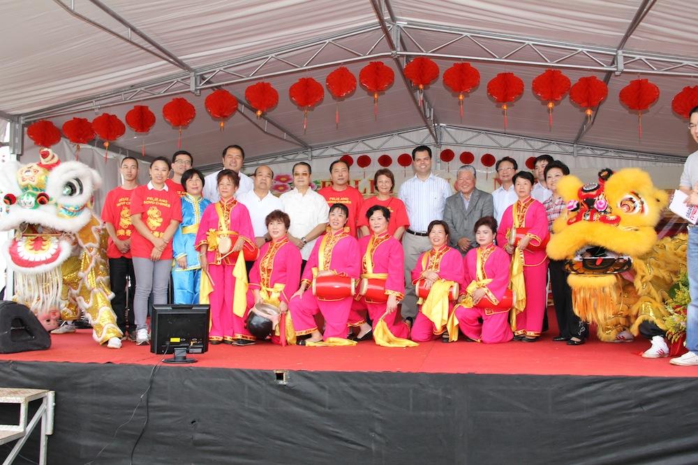 Parque Villa-Lobos sedia comemoração da chegada do Ano Novo Chinês