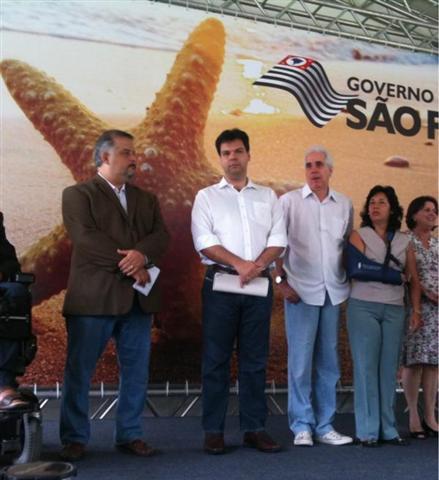 Governo de São Paulo lança Operação Verão 2011-2012