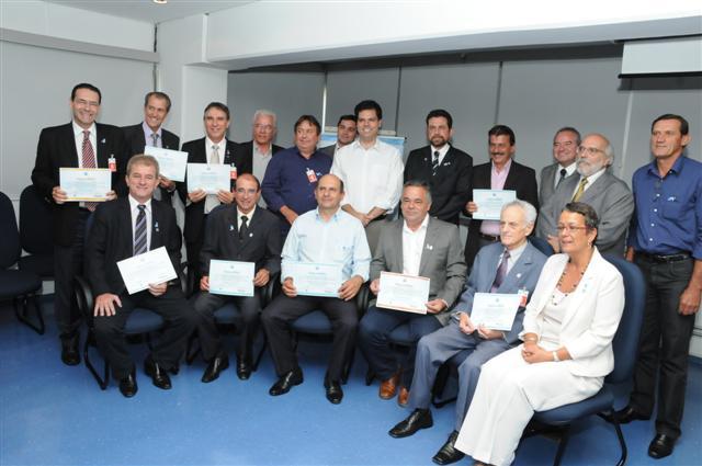 Municípios que se destacaram no Pacto das Águas são reconhecidos