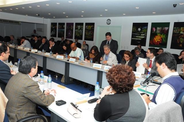 Consema aprova carta de manifestação à Conferência Rio+20