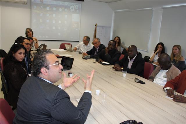 PSA paulista serve de exemplo para Gana e Nicarágua