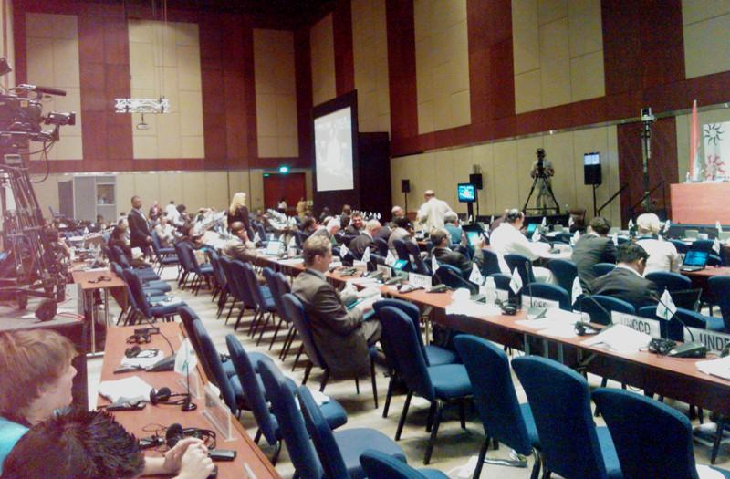 SMA fala de recuperação ambiental na COP-11