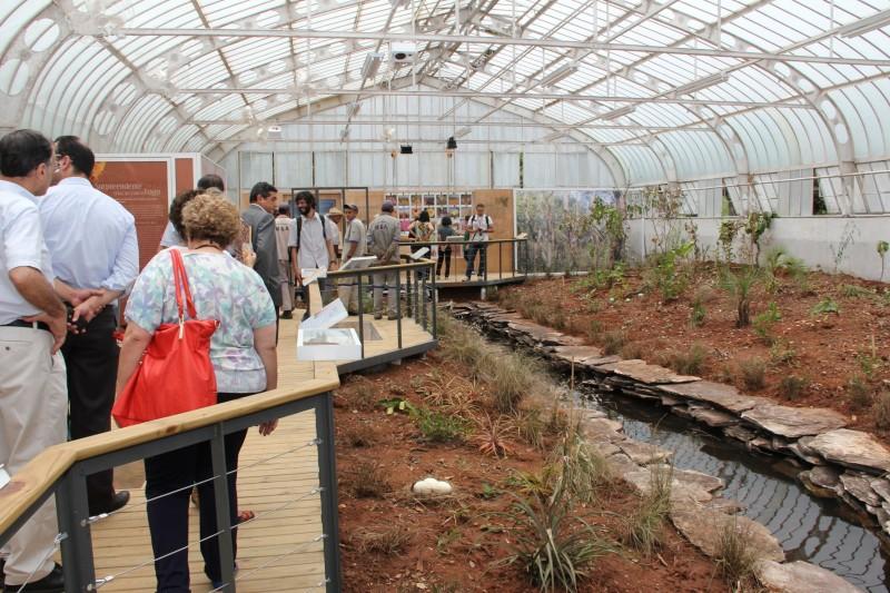 Visitantes aprenderão sobre o bioma de maneira lúdica e interativa
