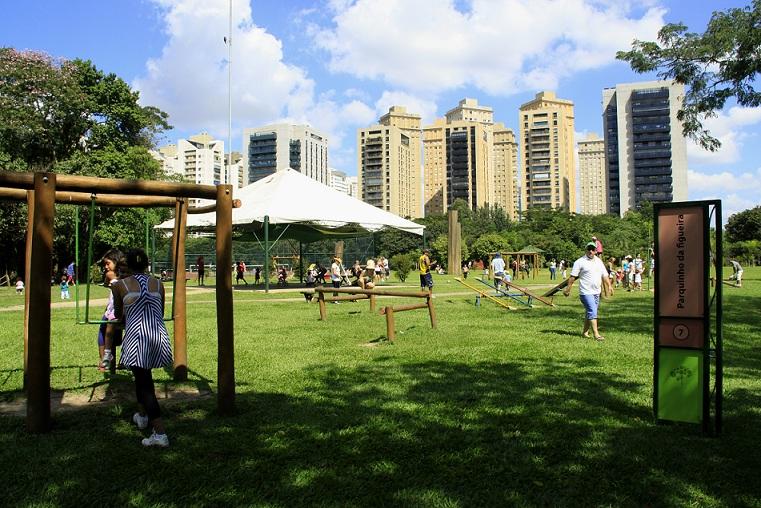 Parque Villa-Lobos: a transformação de uma área urbana degradada
