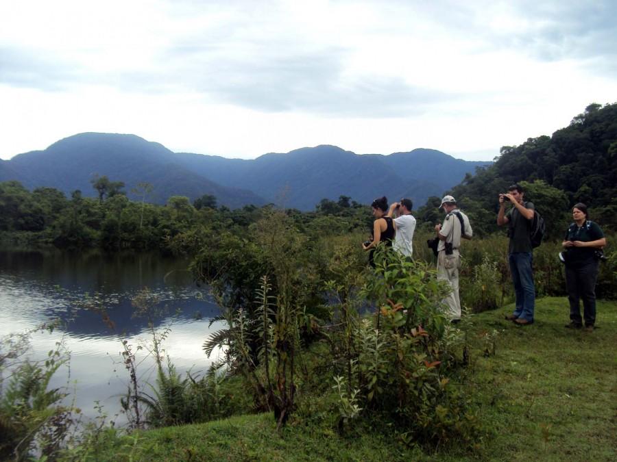 Condutores de Observação de Aves recebem credenciamento em Ubatuba