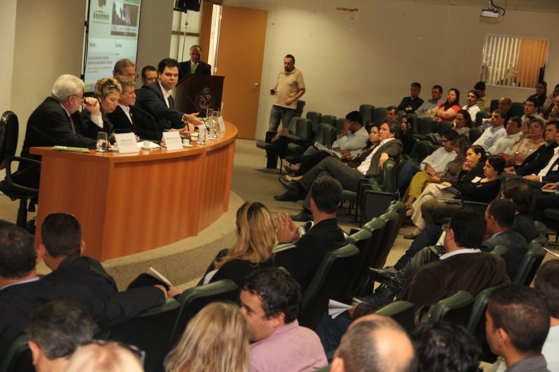 Secretário do Meio Ambiente participa do 2º Encontro da ANAMMA