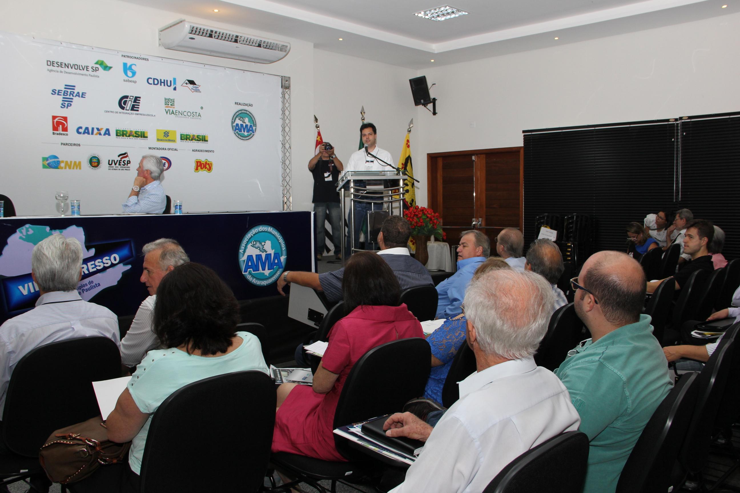 Município VerdeAzul e resíduos sólidos são temas de congresso no Noroeste Paulista