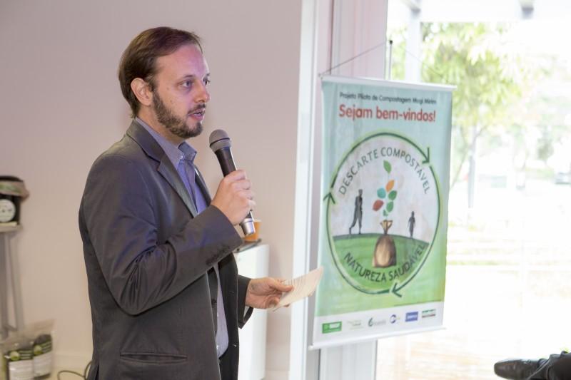 Projeto piloto promove a compostagem de resíduos domésticos no interior de São Paulo