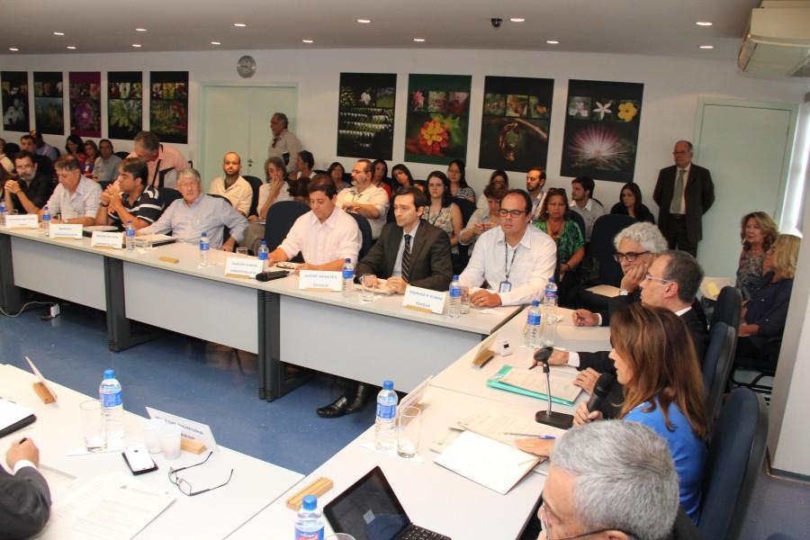 CONSEMA debate oferta de água e regularização ambiental