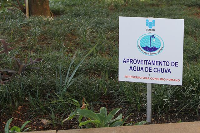 SP abre inscrições para projetos de captação de água de chuva