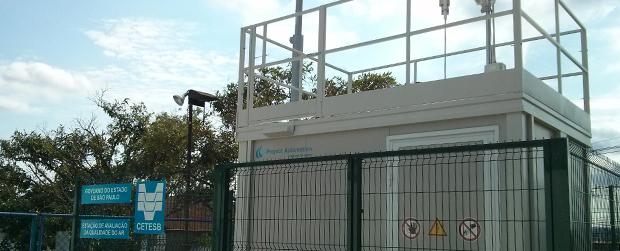 Cetesb já opera nova estação de monitoramento do ar em Campinas