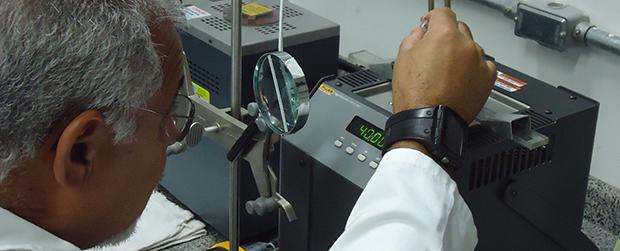 Inmetro amplia escopo de acreditação de laboratório CETESB