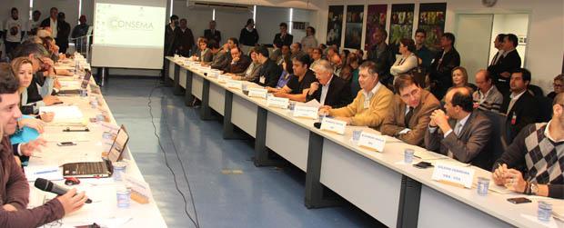 Consema aprova interligação das represas Jaguari e Atibainha