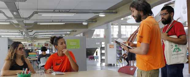 Que tal uma leitura ao pé do ouvido em nossas Bibliotecas?