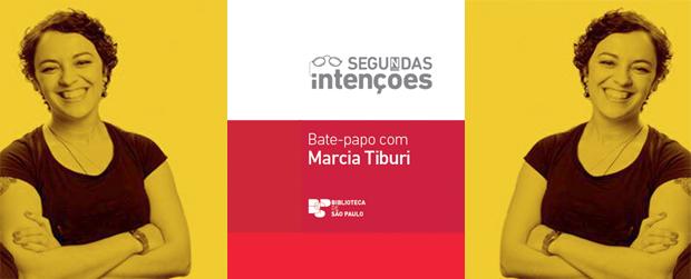 Segundas Intenções recebe a filósofa e escritora Marcia Tiburi