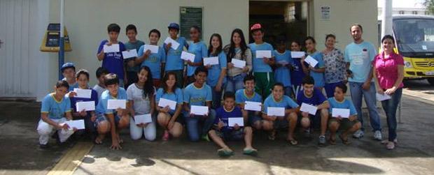 Alunos de Bragança trocam cartas em prol do meio ambiente