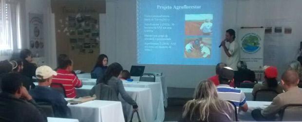 SMA realiza Terceiro intercâmbio de projetos de Serviços Agroflorestais