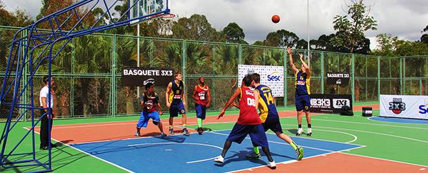 Atividades esportivas marcam Dia do Meio Ambiente nos parques urbanos