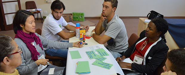 Sistemas agroflorestais são foco de evento promovido pela SMA