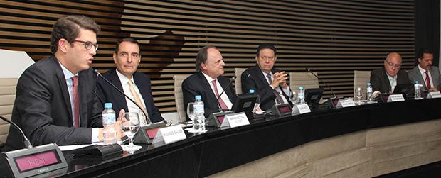 Ricardo Salles apresenta Gestão Ambiental de São Paulo ao Cosag
